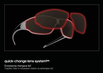 quick-change-lens-system